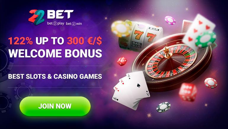 Technické vychytávky 22BET Casino