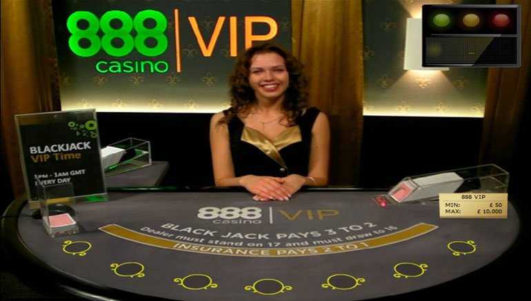 888 Casino rozbieha Live Dealer Gaming