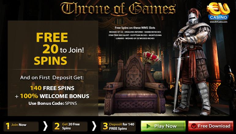 Throne of Games: vzrušujúca herná promo akcia, o ktorej hovorí každý
