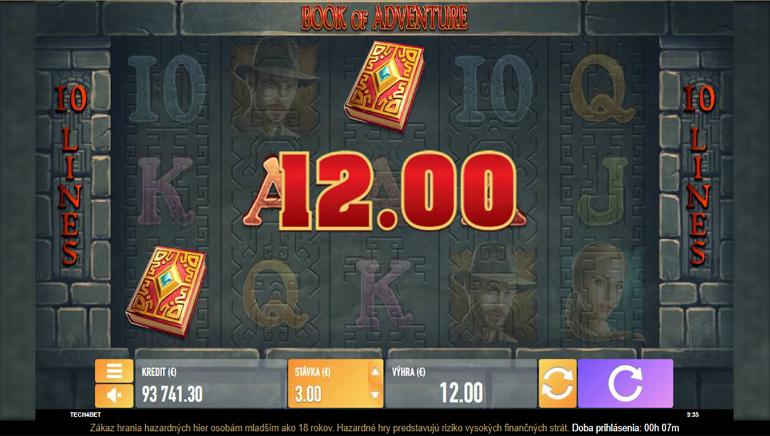 Slovenský operátor Synottip teraz ponúka hráčom 70 vzrušujúcich kasínových hier