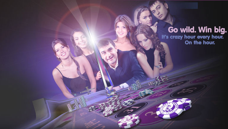 Šialený uvítací bonus v Crazy Vegas Casino