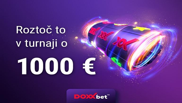 Nadupte svoje automatové zážitky s turnajmi DOXXbet Slovensko