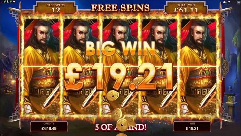 Vzrušujúca ponuka automatov v All Slots Casino
