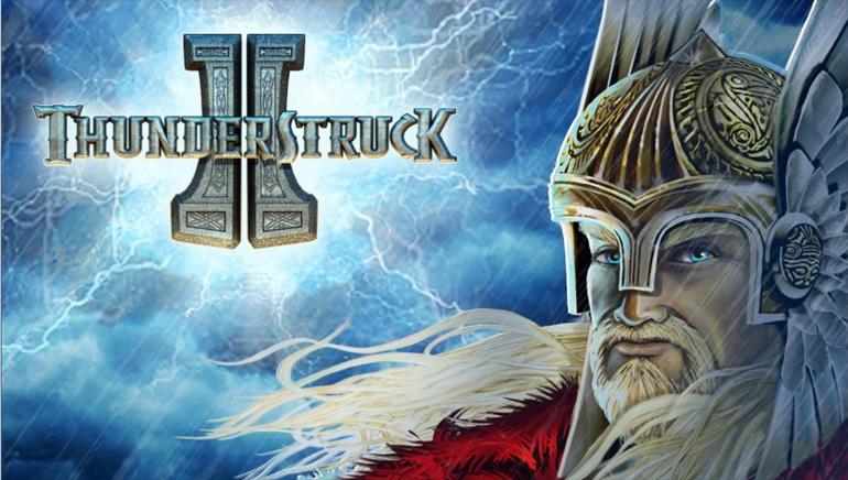 Kde hrať na Kasínovom hracom stroji Thunderstruck II