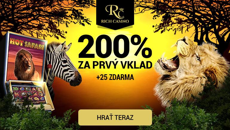 Rich Casino Slovakia