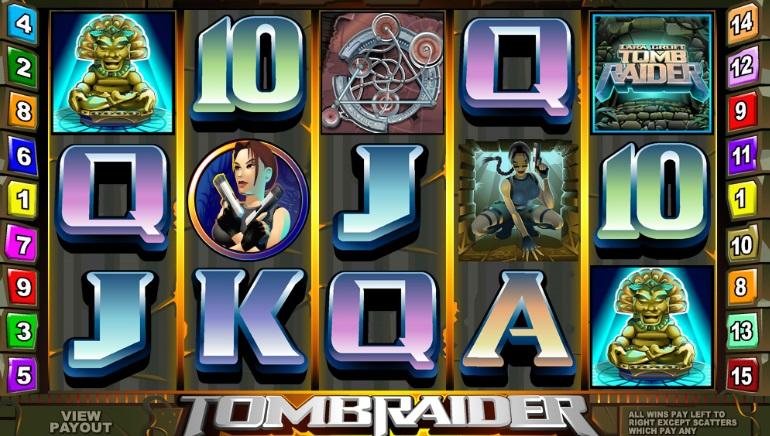 Microgaming kasína získajú v roku 2019 nový Lara Croft Slot
